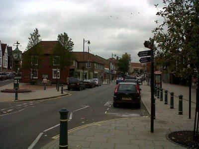 Rayleigh High Street