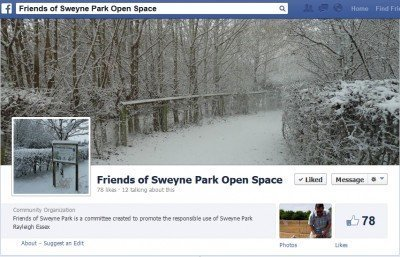 friends of sweyne park