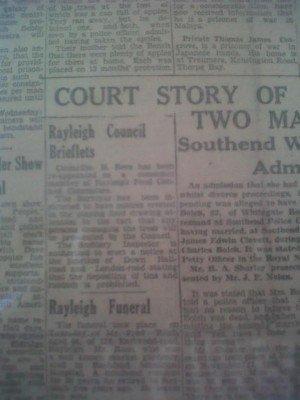 1943   newspaper