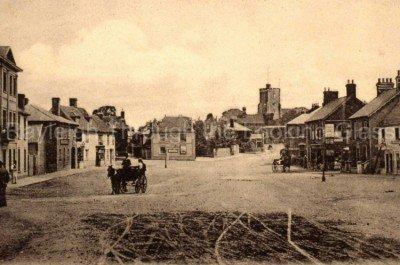 High St circa 1880
