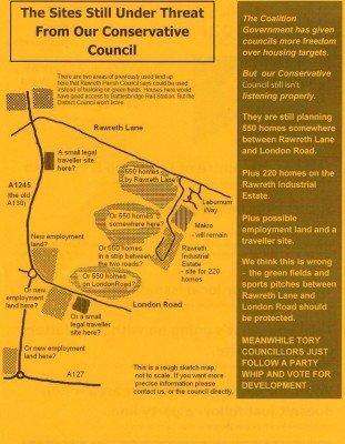 ron leaflet 2011