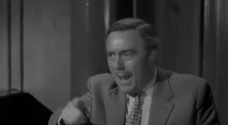 Norman Bird as Councillor Hackett