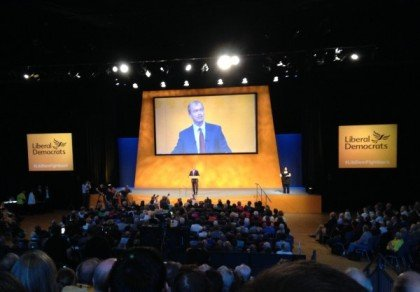 Report From The Lib Dem Conference