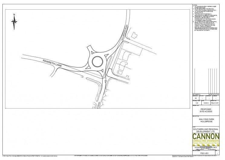 roundabout plan