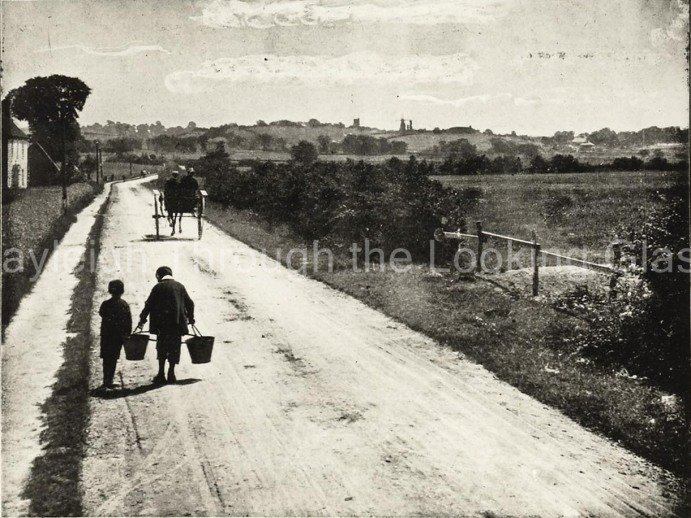 london road 1900s