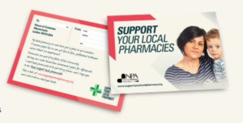 support pharmacies