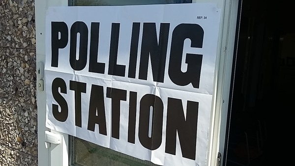 polling station 2016