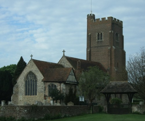 sta andrews church